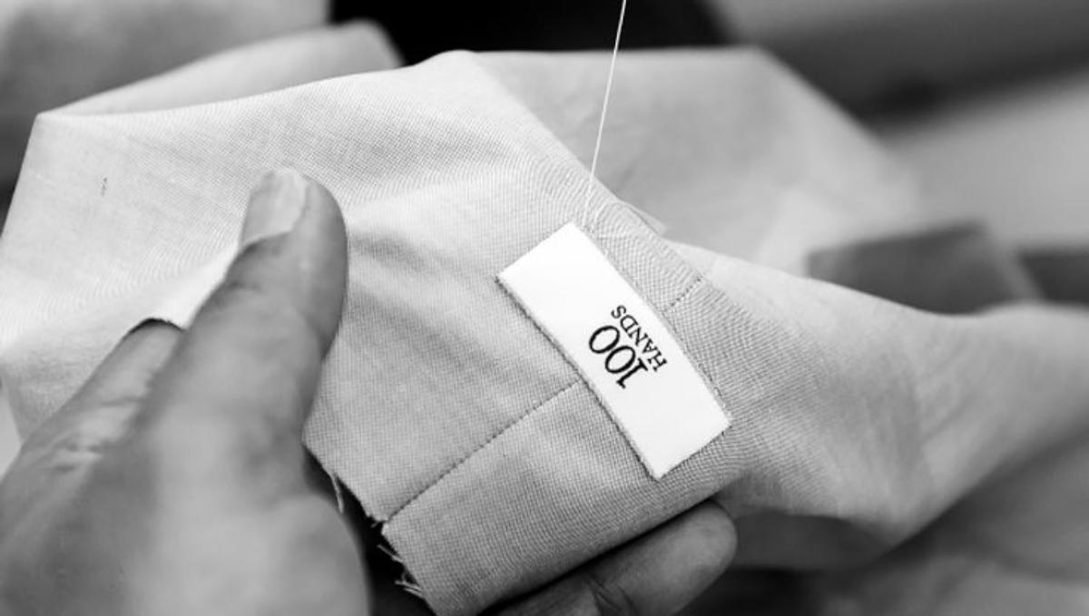 TREAT Gentlemanから提案するオリエンタルホテル神戸など格式の高い結婚式に相応しいハンドレッド(100HANDS)の上質なドレスシャツのご紹介