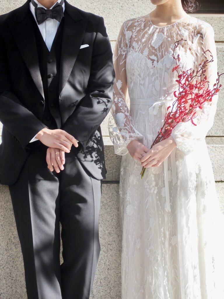 NAEEM KHAN(ナイーム・カーン) ウェディングドレスのご紹介