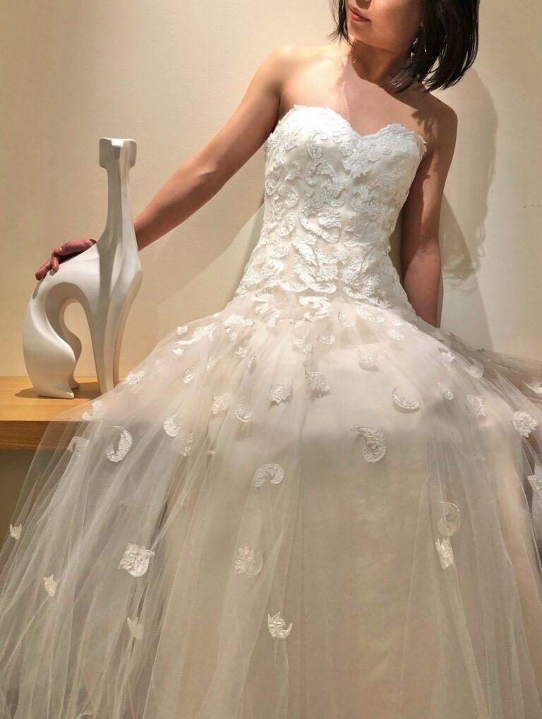 Oscar de la Renta(オスカー・デ・ラ・レンタ)ウェディングドレスのご紹介