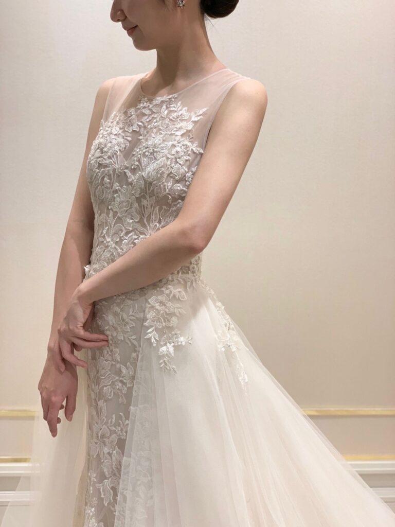 BLISS Monique Lhuillier (ブリス モニーク・ルイリエ)販売ウェディングドレスのご紹介