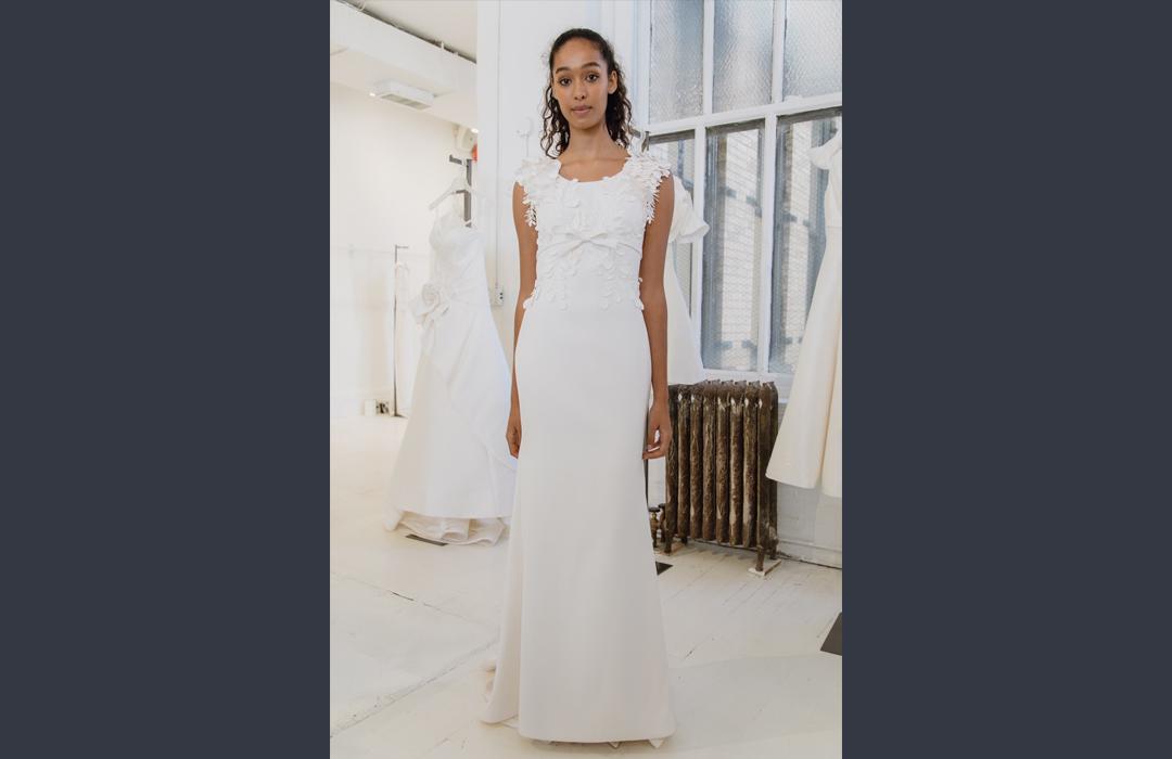ヴィクターアンドロルフマリアージュのウェディングドレス
