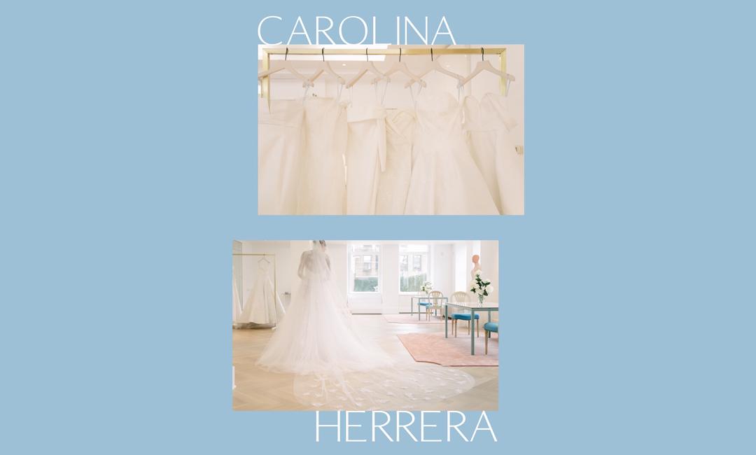 New York Bridal Fashion Week 2020 FALLウェディングトレンド。ニューヨークブライダルファッションウィーク2020年FALLコレクションよりCarolina Herrera (キャロリーナ・へレラ)のコレクションレポート。THE TREAT DRESSING(ザ・トリート・ドレッシング)のバイイングクルーがひとめぼれしたウェディングドレスたちをご紹介します。