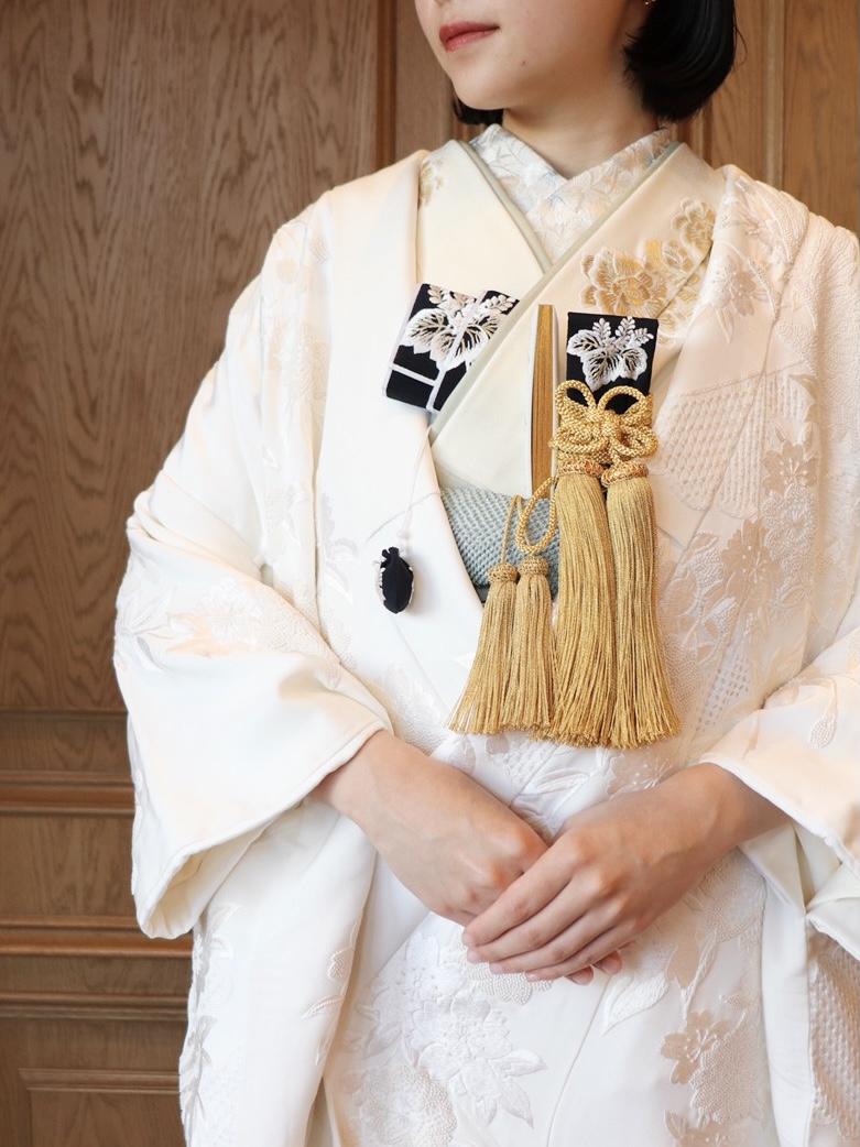 THE TREAT DRESSING名古屋店がご紹介したい春の結婚式や前撮りにおすすめの和装のナチュラルコーディネート