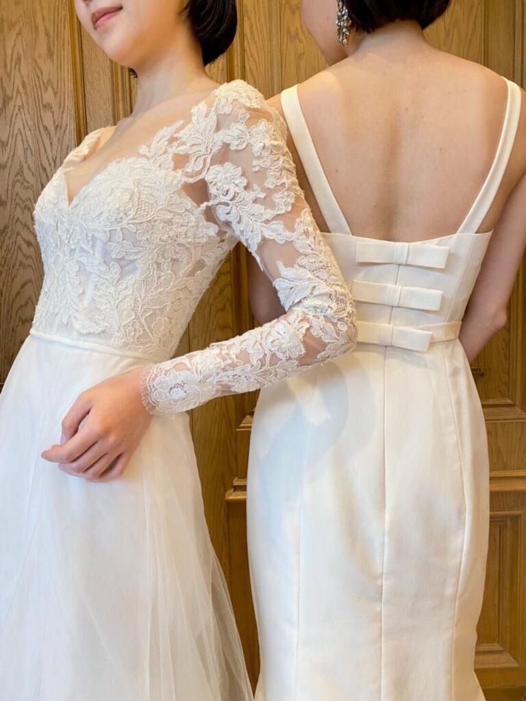 AMSALE(アムサーラ)ウェディングドレスのご紹介