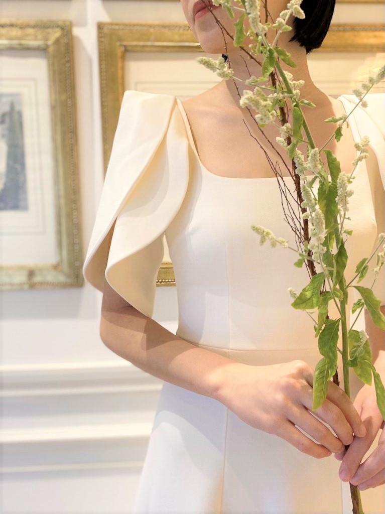 新ブランド Safiyaa(サフィーヤ)のウェディングドレスのご紹介