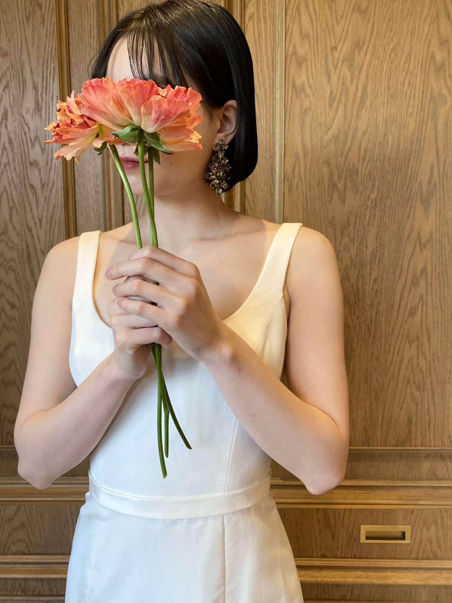 THE TREAT DRESSING名古屋店がアットホームな結婚式をイメージの花嫁様にお届けしたいウェディングドレス