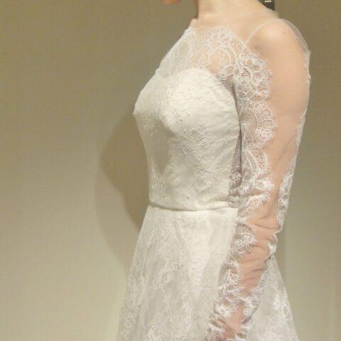 ザトリートドレッシング横浜店で人気のクリストスのレンタルウェディングドレスをご紹介