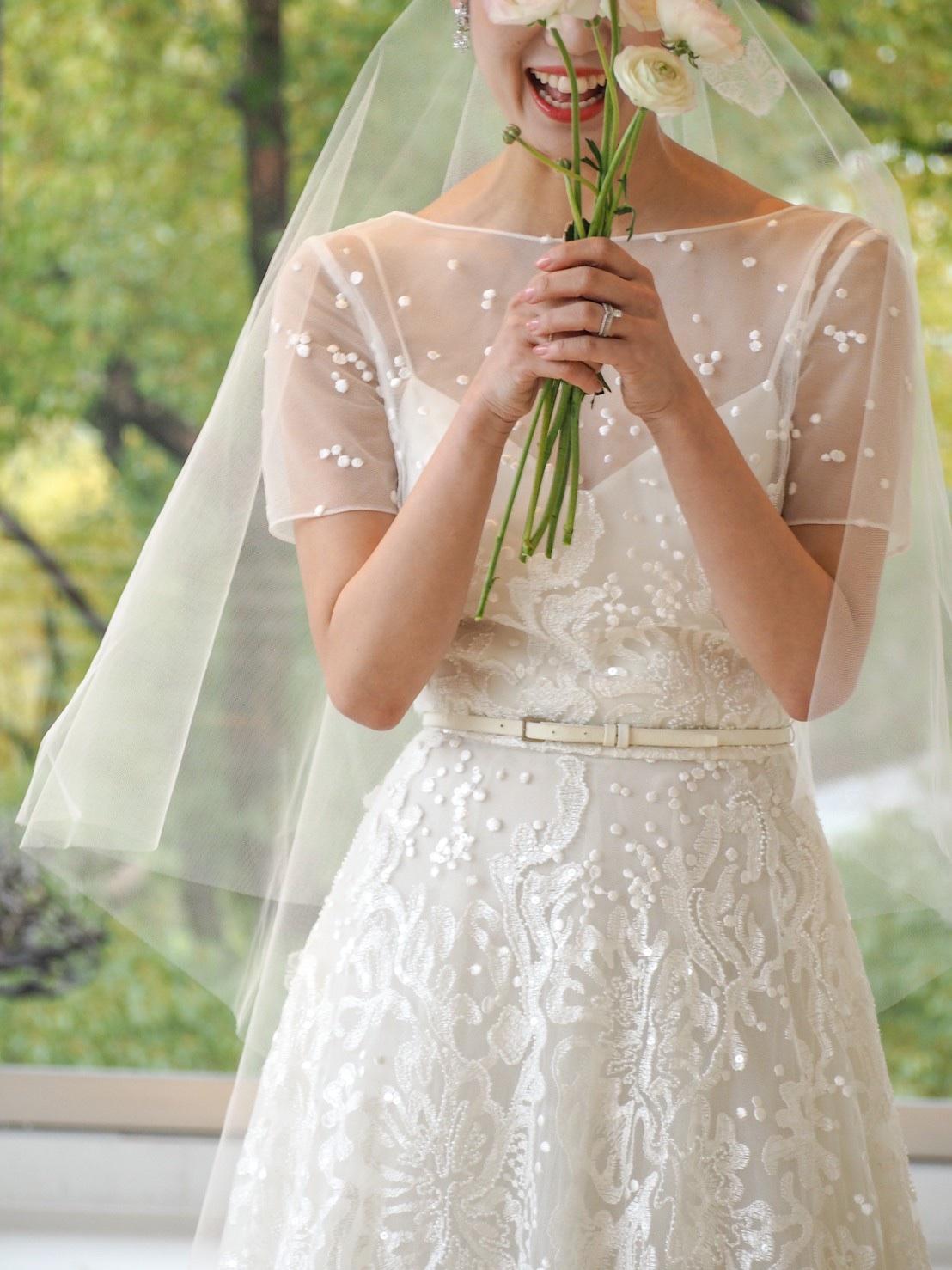 THE TREAT DRESSING(ザ・トリート・ドレッシング) よりELIE SAAB BRIDE(エリー・サーブ ブライド)のドレスのご紹介