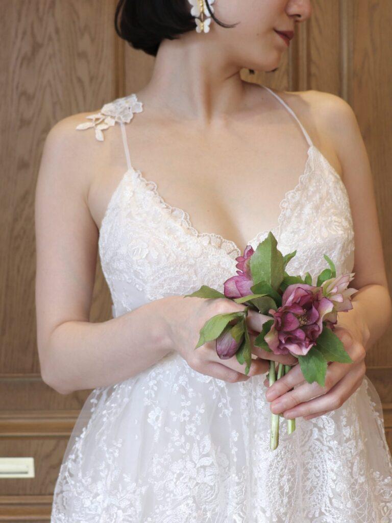 elizabeth fillmore (エリザベス・フィルモア)ウェディングドレスのご紹介
