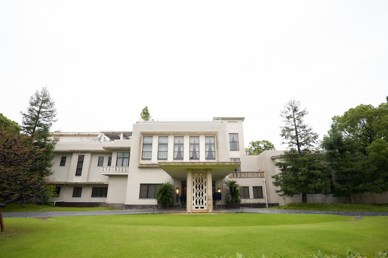 安藤忠雄が手掛けた歴史的建造物であるTHE GARDEN ORIENTAL OSAKA(ザ・ガーデン・オリエンタル大阪)で行う結婚式