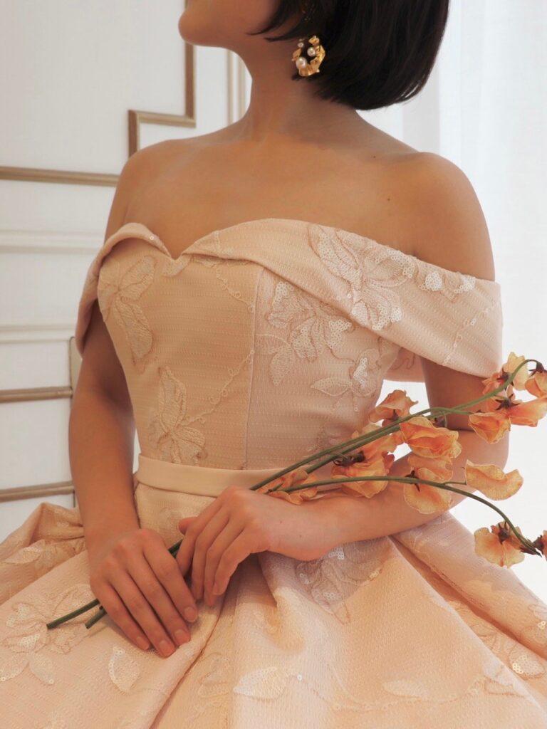 Leaf for Brides(リーフ フォー ブライズ)カラードレスのご紹介