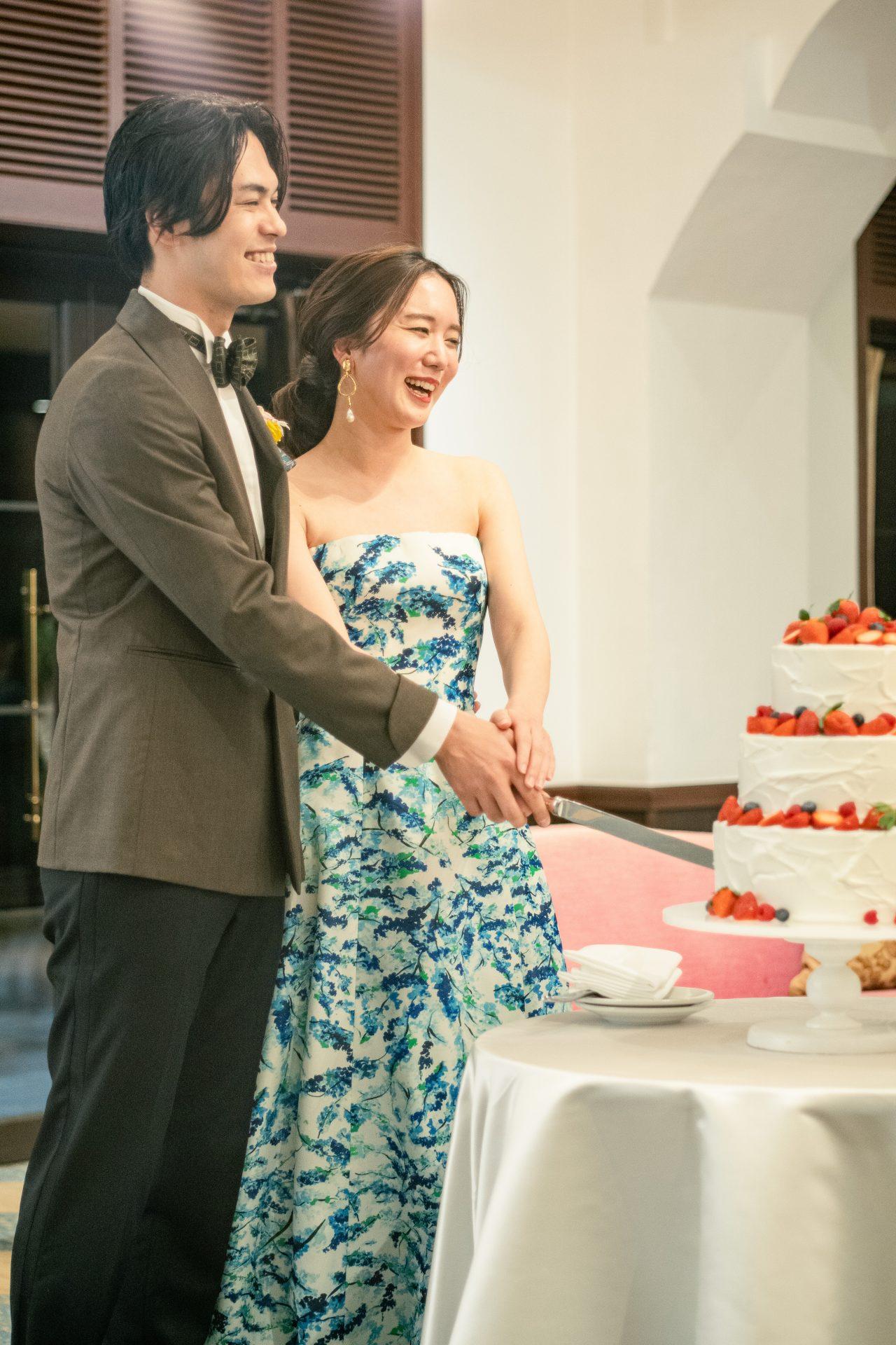 ザトリートドレッシング京都店にて春夏におすすめしたいモニーク・ルイリエのペイントのデザインがカラードレスのコーディネートのご紹介