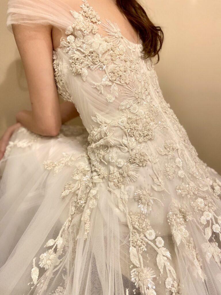 MARCHESA(マルケーザ)  新作ウェディングドレスのご紹介