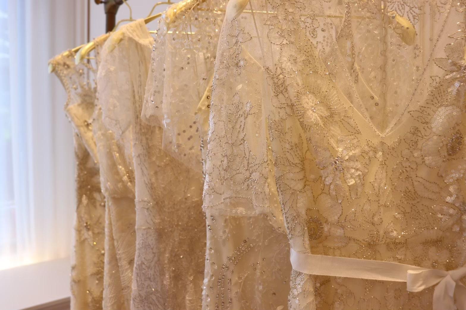 ザトリートドレッシング名古屋店がおすすめしたいJenny Packhamのウェディングドレス