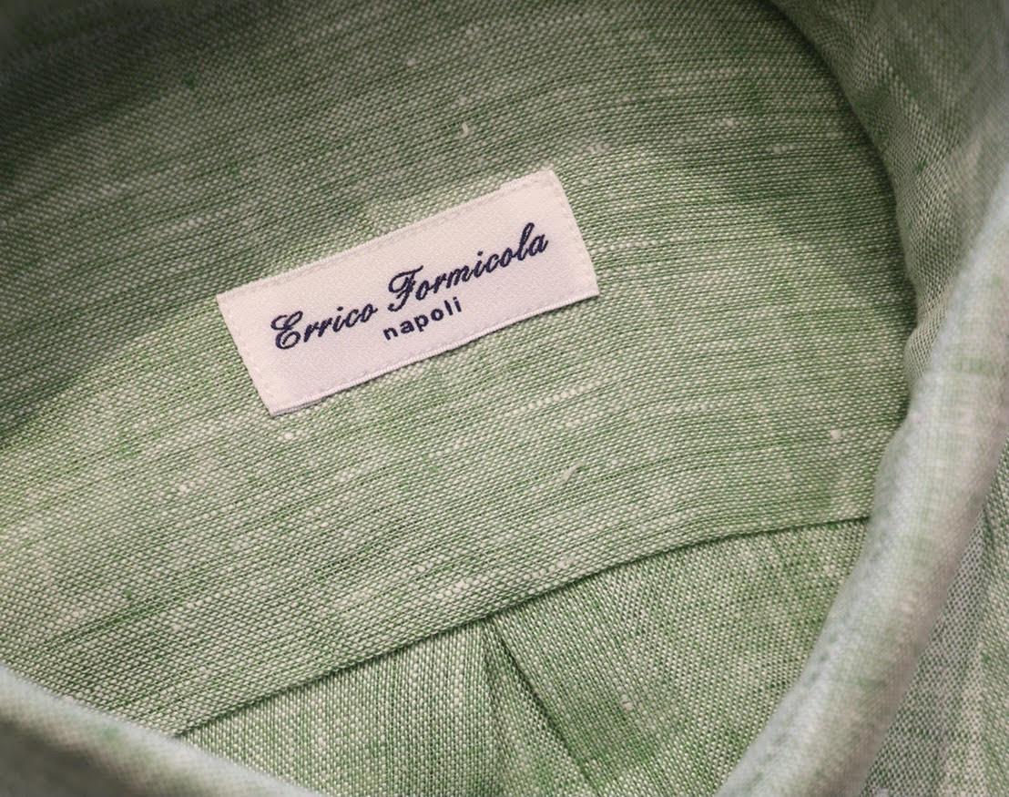 THE TREAT DRESSING名古屋店がオススメするエリコフォルミコラのカジュアルシャツ