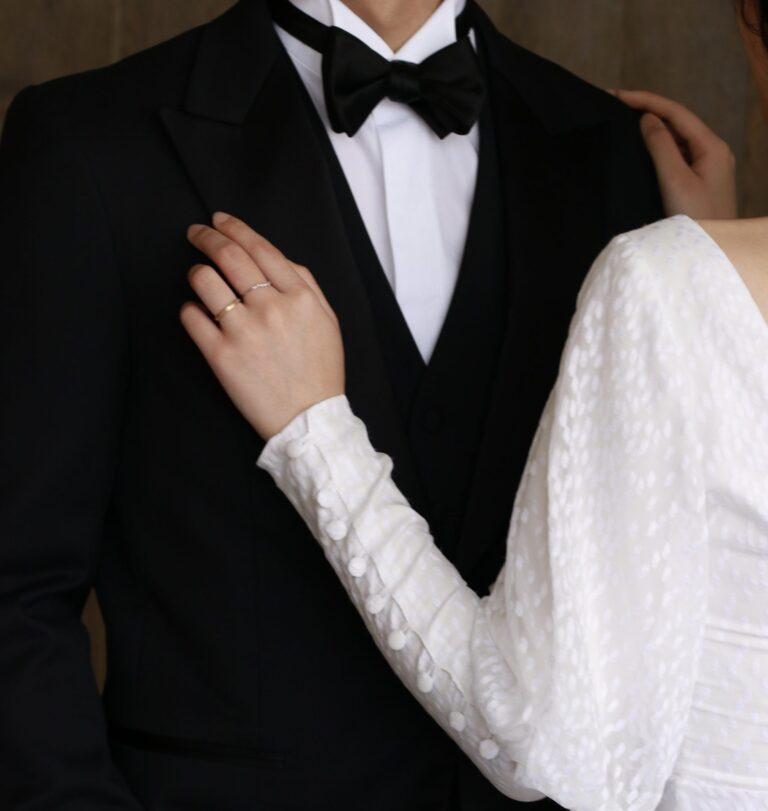 クラシックな結婚式を叶えるフォーマルタキシード~TREAT Gentleman(トリート ジェントルマン)~