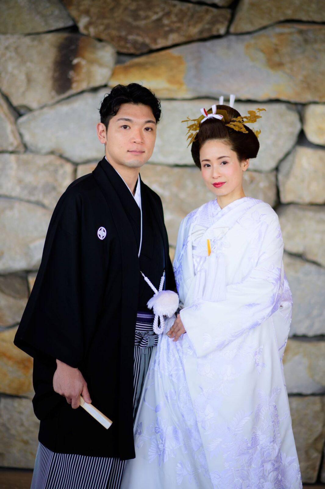 都内の人気ドレスショップ、ザトリートドレッシング アディション店では、パレスホテル東京の上質で洗練された結婚式に相応しい白無垢や色打掛などの婚礼和装も豊富に取り扱っております
