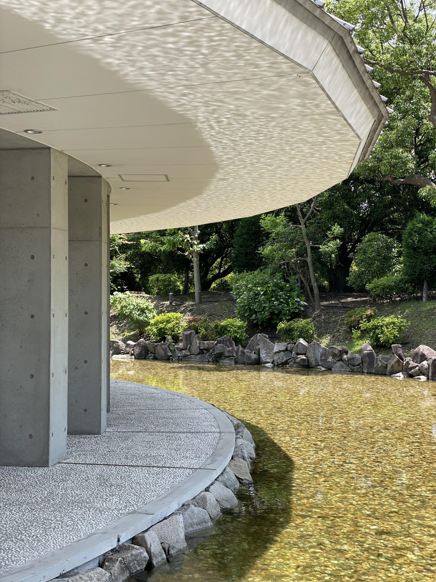 ハイアットリージェンシー大阪の別邸のチャペル