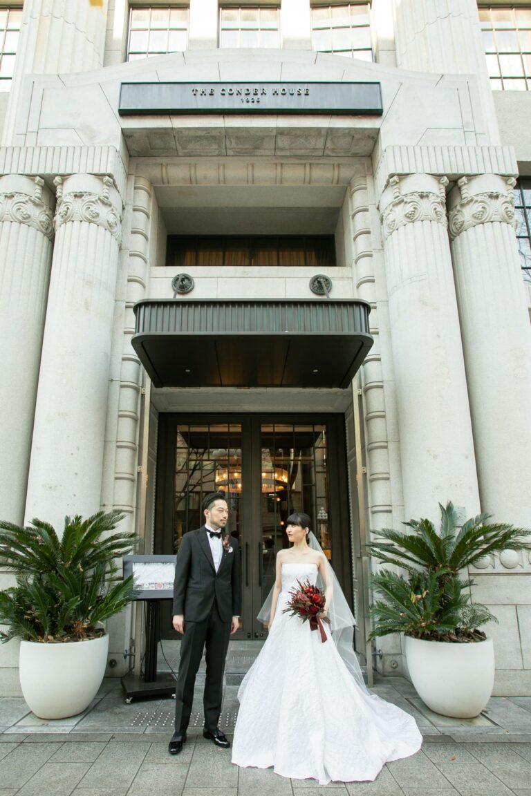 ザ コンダーハウスで叶えるタイムレスな結婚式 DEC.2020
