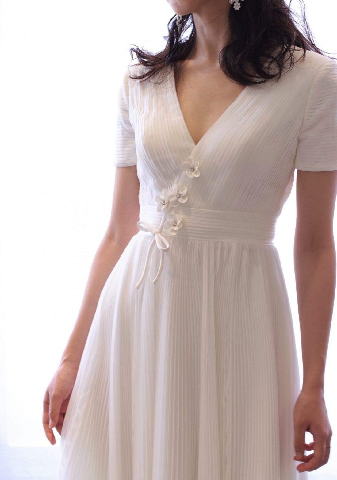 ザトリートドレッシングでは海外のインンポートのドレスを取り扱っており、この度トレンドの要素とラグジュアリーさを兼ね備えたヴィクターアンドロルフマリアージュの新作ウェディングドレスが入荷いたしました