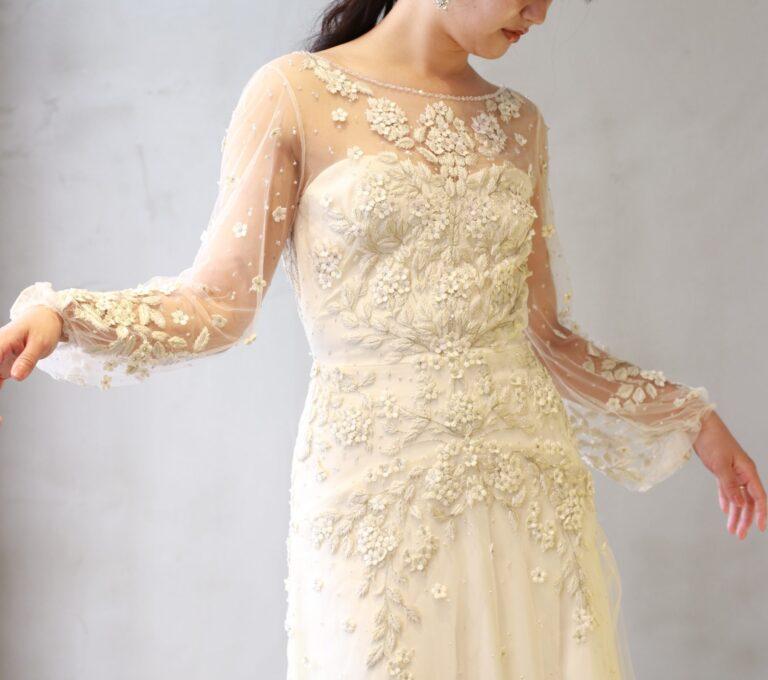 Jenny Packham(ジェニー パッカム)のおすすめ販売ドレスのご紹介