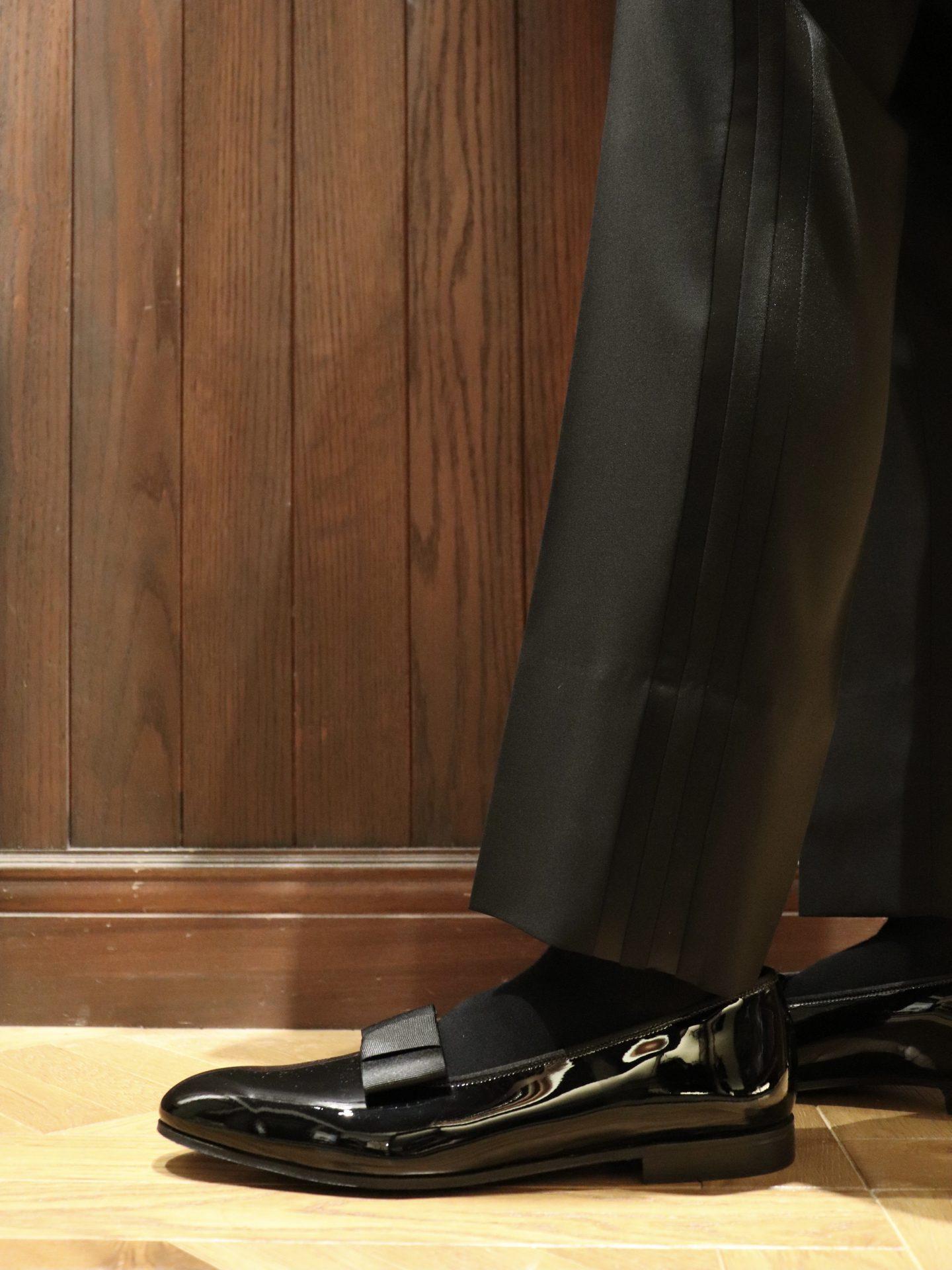 ・THE TREAT DRESSING名古屋店で紹介するTHE CONDER HOUSEでおすすめのフォーマルスタイルの燕尾服