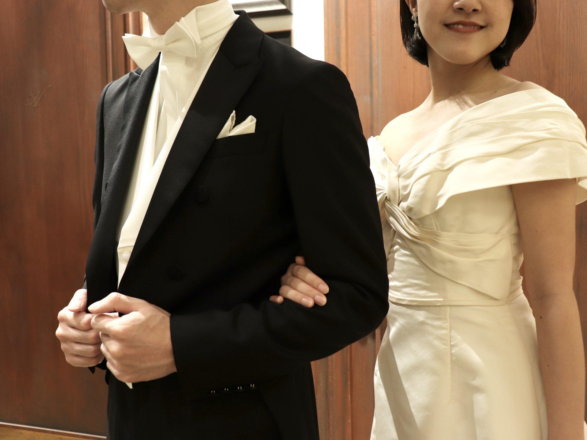 ・格式高いスタイルがお好きな方におすすめしたいフォーマルスタイルの燕尾服