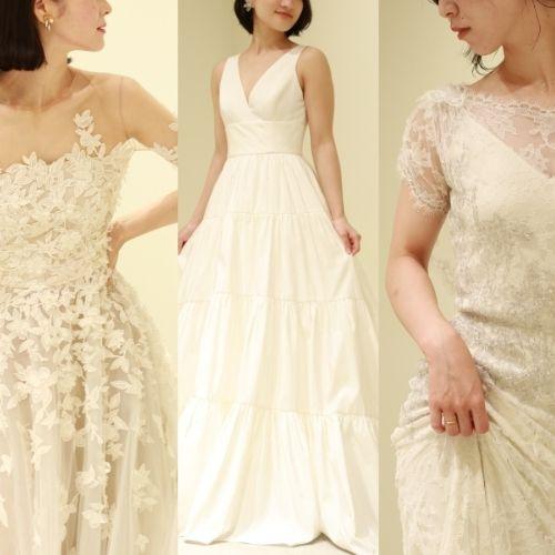 骨格タイプ別のおすすめウェディングドレス