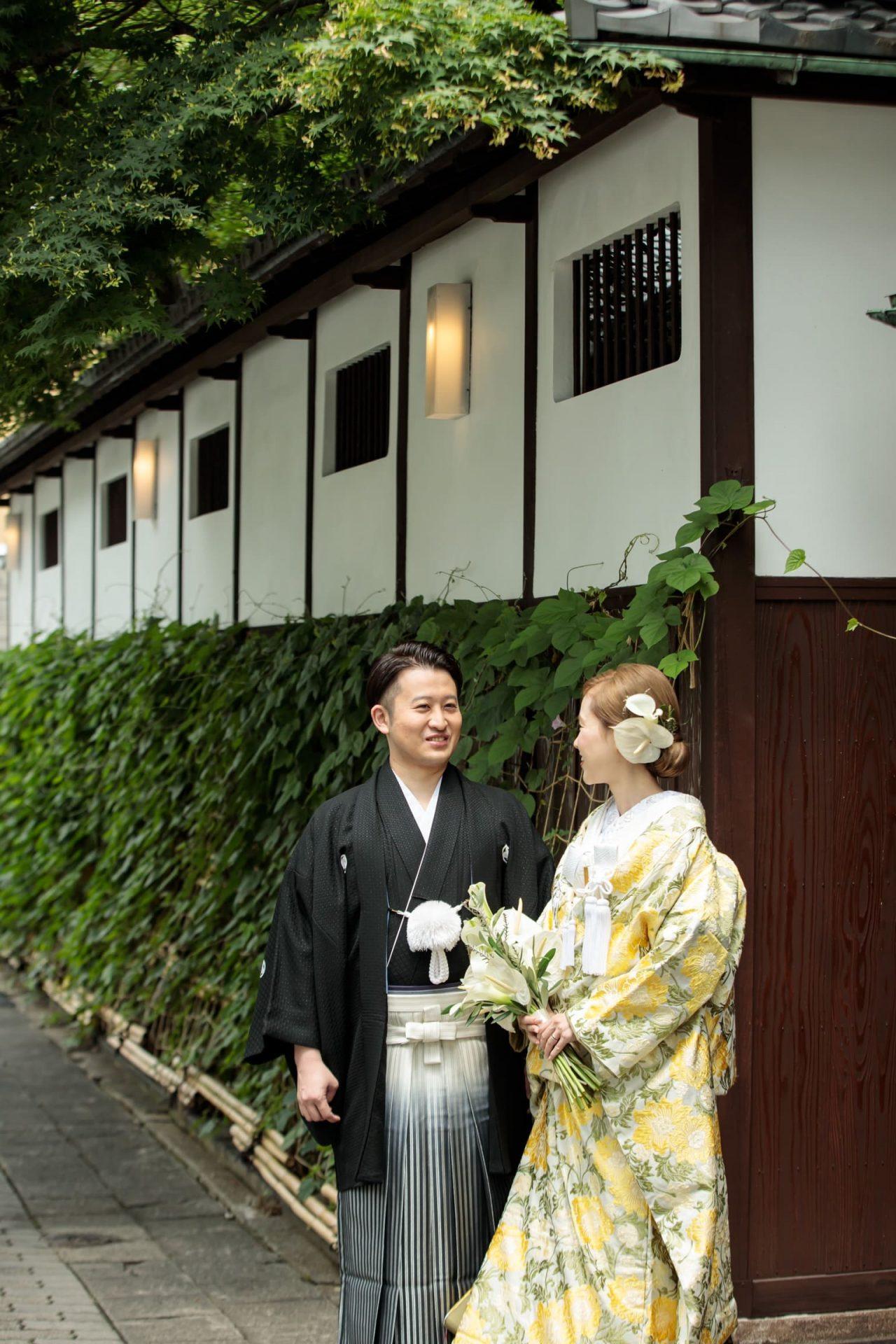 ザトリートドレッシング名古屋店から前撮りにおすすめの色打掛