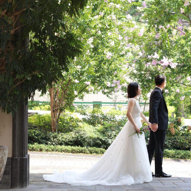 赤坂プリンスクラシックハウスにおすすめのウェディングドレス〜Reem Acra(リーム アクラ)〜