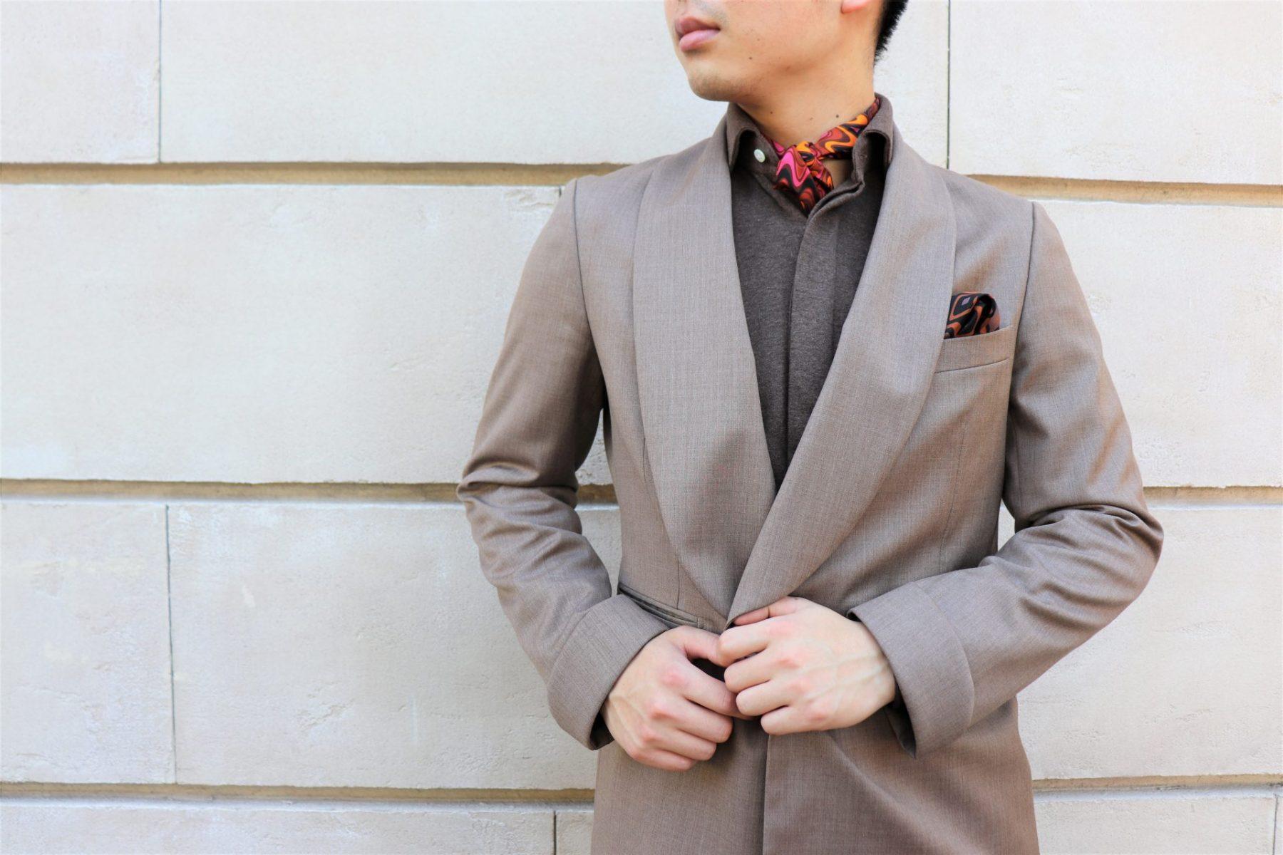 ・お洋服がお好きな方におすすめするダブルブレストのカジュアルスタイル