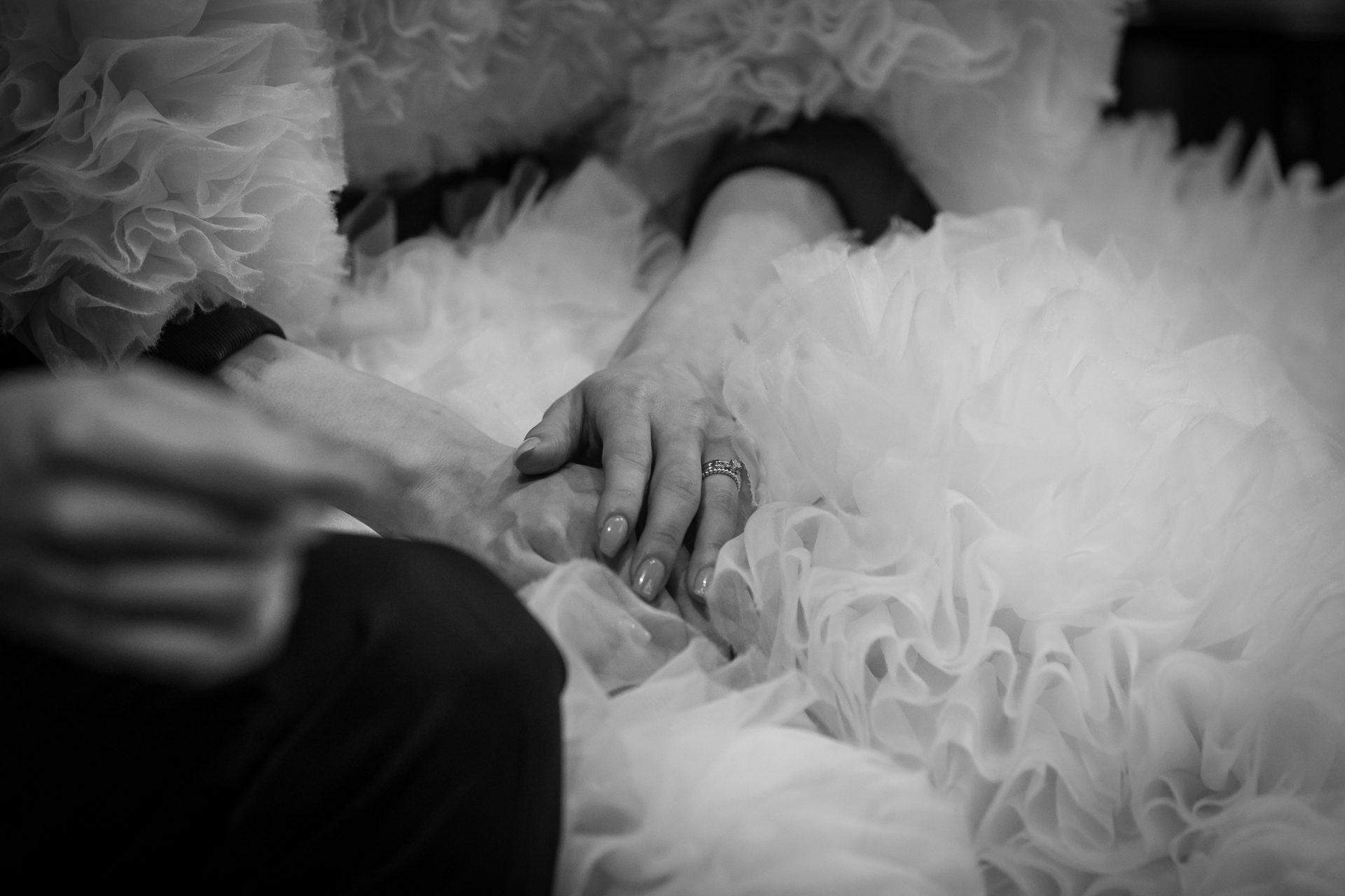 ザ・コンダーハウスでの式におすすめのトモコイズミフォートリートメゾンのウェディングドレス